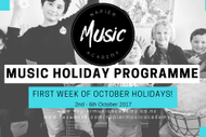 Music Holiday Programme.