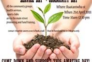 CHB Service Community Day.