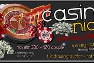 MDA Fundraising Casino Night.