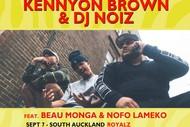 Donell Lewis, Kennyon Brown, DJ Noiz - Legooo Tour.