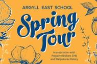 Argyll East School Spring Tour.