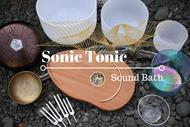Sonic Tonic Sound Bath - Evening.