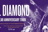 Neil Diamond Mission Estate Winery Trip 2018.