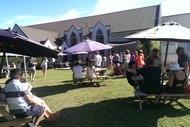 Jazz in the Vines at The Abbey.
