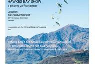 Freedom of Flight Film Festival Hawkes Bay Show.