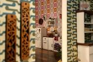 Raewyn Tauira Paterson: Koroua Whare – Home Sweet Home.