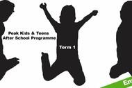 Peak Teens After School Programme.