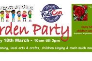 KidsCan Garden Party.