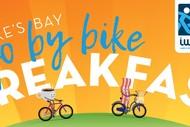 iWay Hawke's Bay Go by Bike Breakfast.