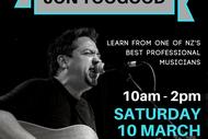 Songwriting Workshop with Jon Toogood.