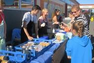 Tamatea High School Food Festival.