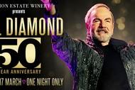 Mission Estate Concert 2018 - Neil Diamond: CANCELLED.