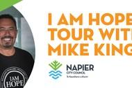 Mike King - I Am Hope Tour.