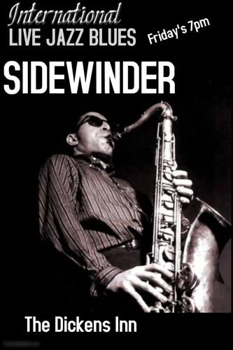 Jazz/Blues with International Sidewinder - WhangareiNZ com