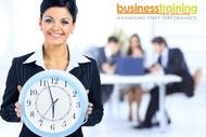 Time Management Workshop.
