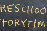Hastings Library Preschool Storytime.