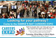 2018 Hawkes Bay Career Expo.