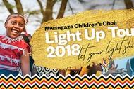 Mwangaza Children's Choir: Light Up Tour 2018.