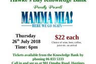 Mama Mia - Here We Go Again Movie Fundraiser.