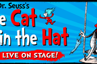 Dr Seuss's The Cat in the Hat.