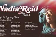 Nadia Reid High & Lonely NZ Tour.