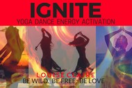 Ignite Yoga Dance Energy Activation Workshop.