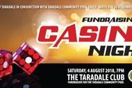 Casino Fundraiser.