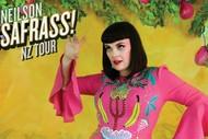 Tami Neilson - Sassafrass! NZ Tour.