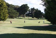 2018 NZ Mixed Foursomes Championship.