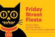 Friday Street Fiesta.