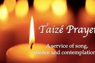 Taize Vespers Service.