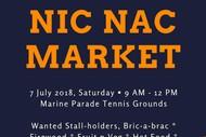 NicNac Market Day.