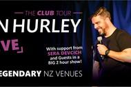 Ben Hurley: The Club Tour .