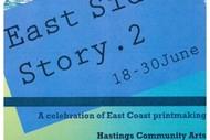 East Side Story 2 Hawke's Bay Inkers & Gisborne Printmakers.