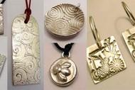 Winter Art Warmers - Silver Jewellery Making.