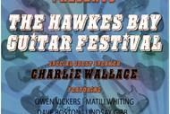 Hawkes Bay Guitar Festival.