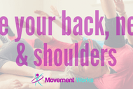 Free Your Back, Neck & Shoulders.