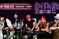 GnFnR's NZ's Premier Guns N' Roses Tribute.