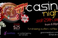 Casino Night Fundraiser for Muscular Dystrophy Hawke's Bay.