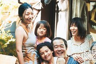 NZIFF - Shoplifters.