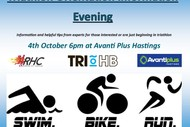 Triathlon Orientation and Information Evening.