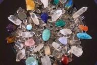 Crystal Class and Crystal Singing Bowl Meditation.