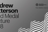 NZIA AON Gold Medal Lectures.