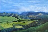 Eastern Trails - New Paintings by Graham Stichbury.
