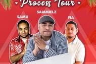 Love Process Tour.