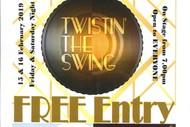 Twisting The Swing.
