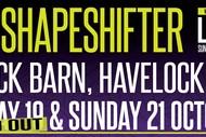 Shapeshifter with L.A.B & Sunshine Sound System.