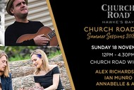 Church Road Live - Summer Sessions.