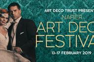 Art Deco Best Dressed Contest - ADF19.