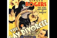 At the Pictures - The Gay Divorcee (PG, 1934) ADF19.